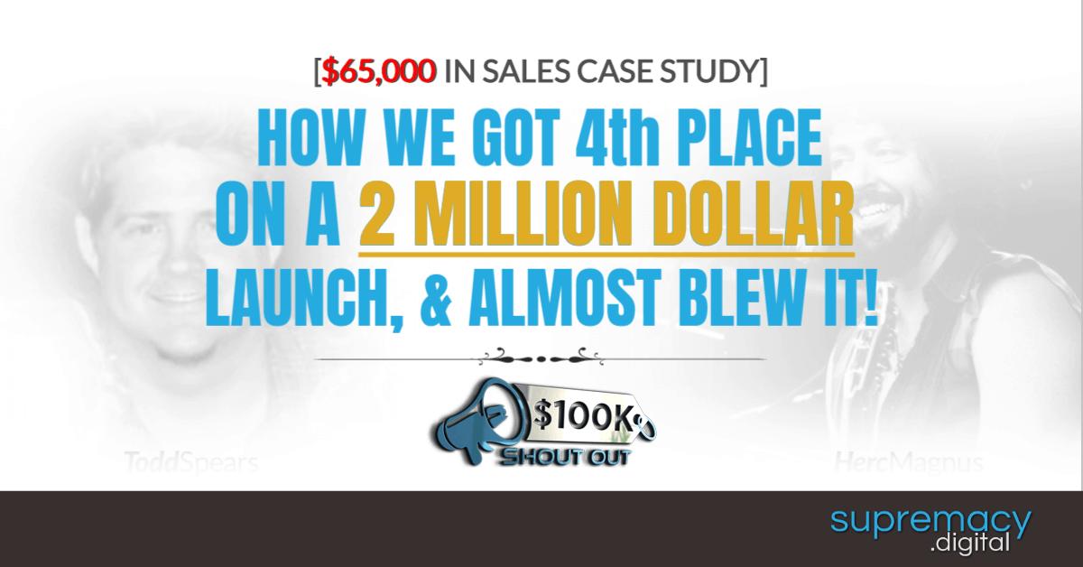 100k ShoutOut Case Study